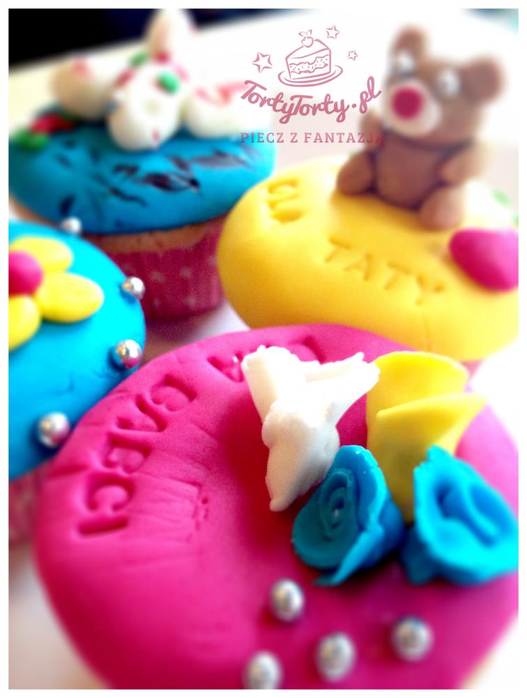 blog babeczki 4 Babeczkowe warsztaty z okazji Dnia Babci i Dziadka:)