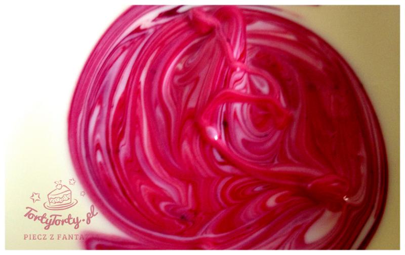 Barwienie czekolady CZEKOLADOWE LIZAKI PRZEPIS