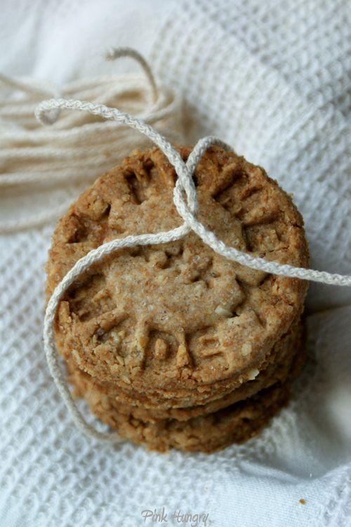 domowe ciasteczka digestive DEKORACJE CUKIERNICZE STEMPELEK HOME MADE